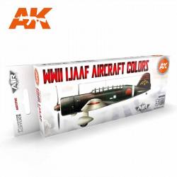 WWII IJAAF aircraft colors.