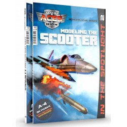 Aces high monographic series: Skyhawk.