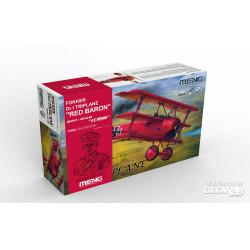 """Fokker Dr.I """"Barón Rojo""""."""