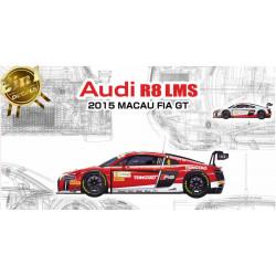 Audi R8 LMS Macaú FIA GT. HOBBY NUNU