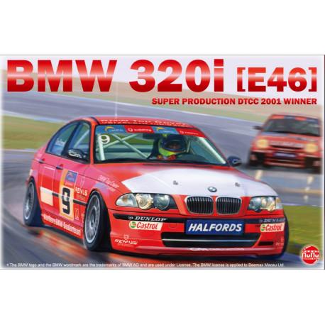 BMW 320i (E46). HOBBY NUNU