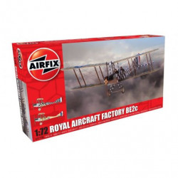 Royal aircraft factory BE2c.