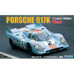 Porsche 917K. Monza, 1971.