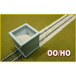 Dosificador de balasto. PROSES BS-H0-01