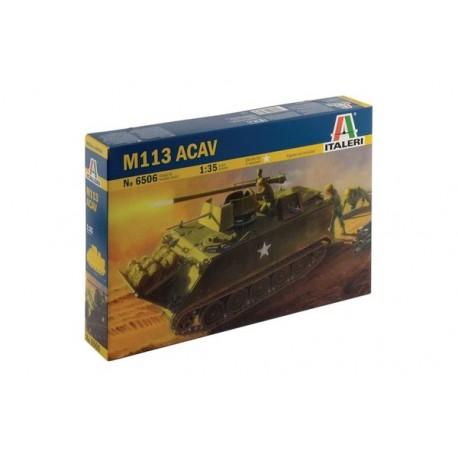 Vehículo militar M113. ITALERI 6506