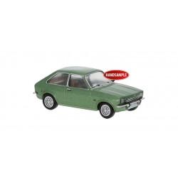 Opel Kadett C City, verde.