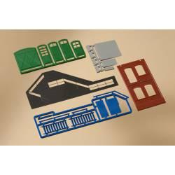 Sistema modular para edificios. AUHAGEN 80101