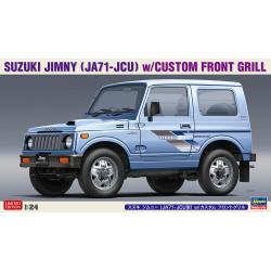 Suzuki Jimny (JA71-JCU).