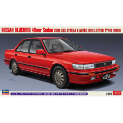 Nissan Bluebird Sedan 2000.