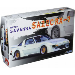 Mazda Savanna SA22C RX-7.