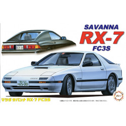 Mazda Savanna RX-7 FC3S.