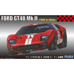 Ford GT40 Mk.II, 1966 Le Mans.
