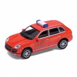 Porsche Cayenne Turbo (bomberos).