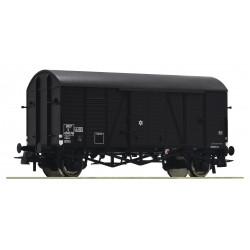 Box goods wagon, SNCF.