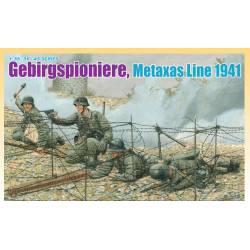 Gebirgspioniere Metaxas Line 1941.