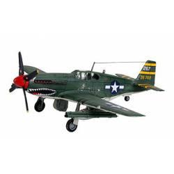 P-51B Mustang. REVELL 04182