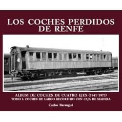 Los coches perdidos de RENFE (I)