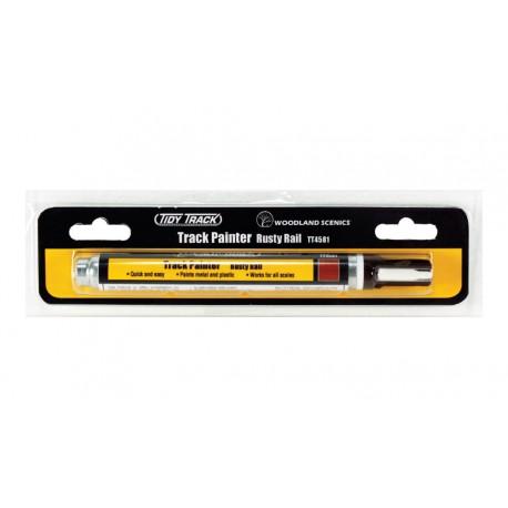 Rotulador para vías color óxido. WOODLAND TT4581