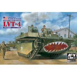U.S. Water Buffalo LVT-4. Early type.