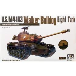 Carro ligero M41A3 Walker Bulldog. AFV CUB 35041