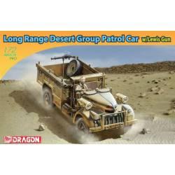 Patrol del LRDG. DRAGON 7439
