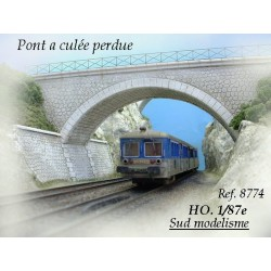 Puente de piedra. PN SUD MODELISME 8774