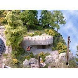 Bunker. PN SUD MODELISME 8735