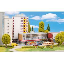 Edificio empresarial. KIBRI 37121