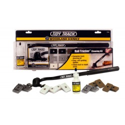 Rail tracker cleaning kit.