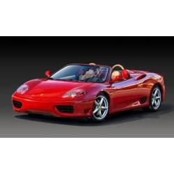 Ferrari 360 Spider. REVELL 07085