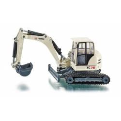Crawler excavator. SIKU 3521