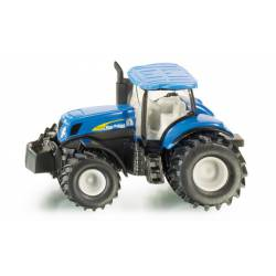 Tractor New Holland T7070. SIKU 1869