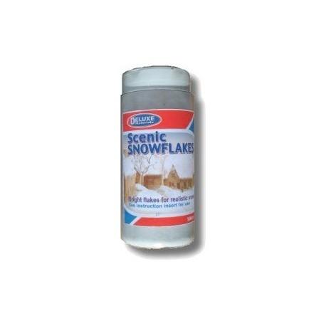 Copos de nieve (Snowflakes). DELUXE MATERIALS BD25