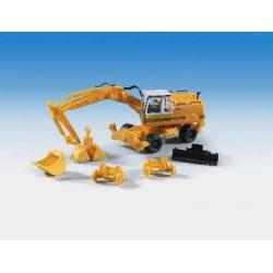 Máquina Liebherr excavadora. KIBRI 11264