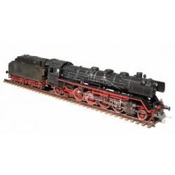 Locomotora de vapor BR41.