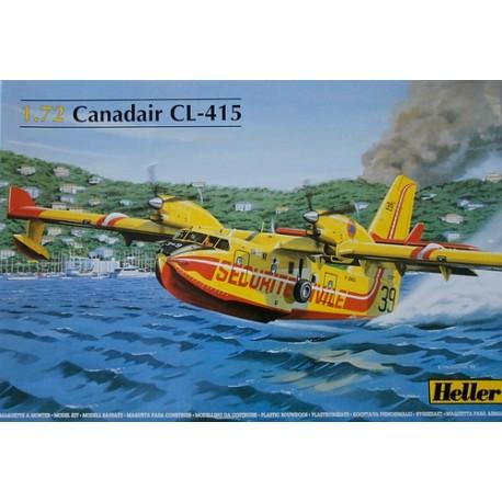 Canadair CL-415. HELLER 80370