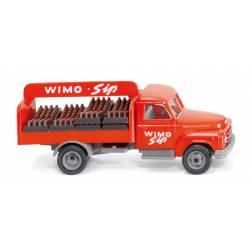 Vehículo de transporte de bebidas. WIKING 034502