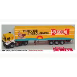 "Mercedes Benz Truck ""Pascual."