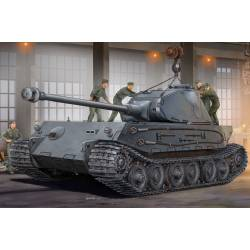 German VK4502 (P) Hintern. HOBBY BOSS 82445