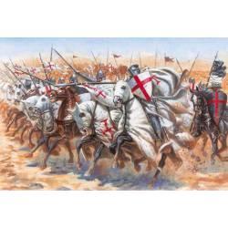 Templar knights. ITALERI 6125