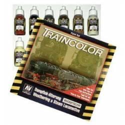 Train Color Vallejo