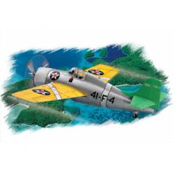 "F4F-3 ""Wildcat"". HOBBY BOSS 80219"