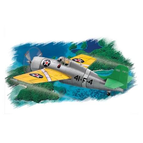 """F4F-3 """"Wildcat"""". HOBBY BOSS 80219"""