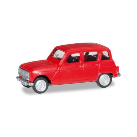 Renault R4, 1961. HERPA 020190-004