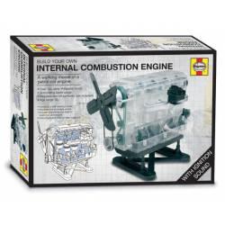 Motor eléctrico en línea. HAYNES HM04