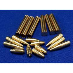 12.8cm ammunition for PaK 40 L/61.