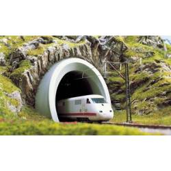 Boca de túnel de una vía. BUSCH 8194