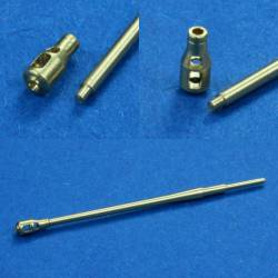 5cm cannon KwK39 L/60 for Puma Sd.Kfz.234/2. RB 72B47