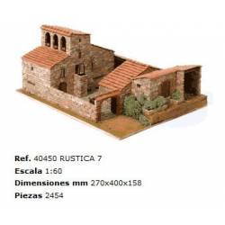 Rustic 7. DOMUS KITS 40450