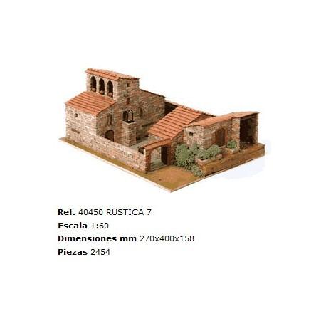 Rústica 7. DOMUS KITS 40450